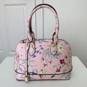 Aldo Floral Handbag